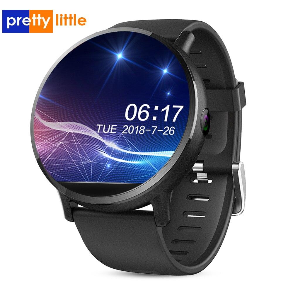 DM19 Smart Watch Men 4G Andriod 7.1 8.0MP Camera MTK6739 Quad Core 16GB Rom Fitness Tracker IP67 Waterproof Wifi GPS Smartwatch